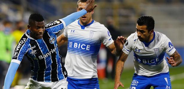Esporte | Grêmio falha atrás, não cria e perde da Católica (CHI) por 2 a 0 na volta da Libertadores