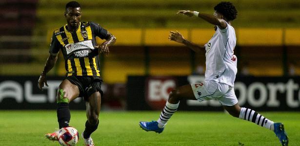 Volta Redonda vence por 1 a 0 | Com gol no final, Vasco perde a 2ª seguida no Carioca