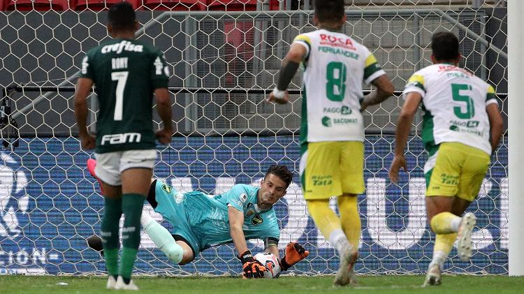 Palmeiras perde pênalti - Buda Mendes/Getty Images - Buda Mendes/Getty Images