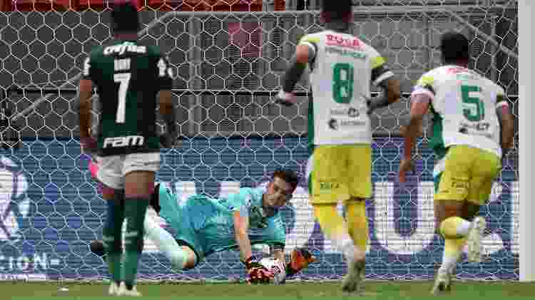 Palmeiras perde pênalti - Buda Mendes/Getty Images - Buda Mendes/Getty Images