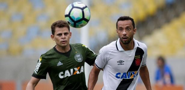 Jonas pelo Coritiba: venda não foi mais lucrativa ao Coxa por inadimplência com Fla - Luciano Belford/AGIF
