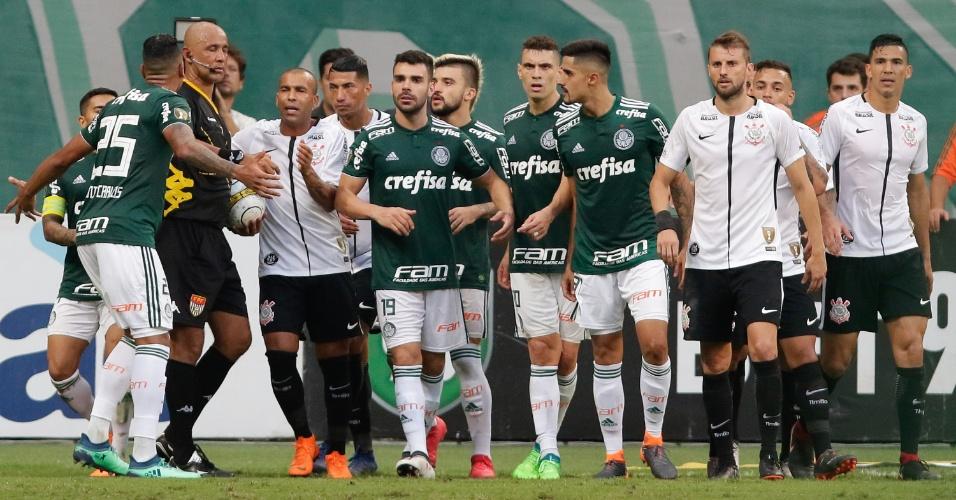 Lance polêmico | Final do Paulista pode mudar, diz presidente do TJD
