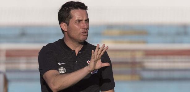 Loss deixou comando técnico do Corinthians no começo de setembro - Daniel Augusto Jr/Agência Corinthians