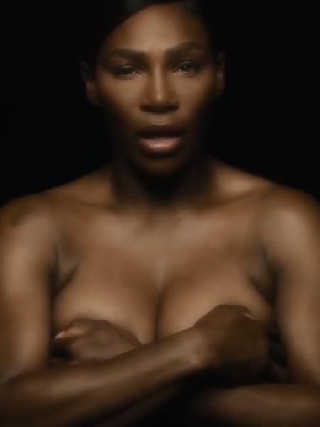 Serena Williams grava vídeo de prevenção ao câncer de mama - Reprodução Instagram