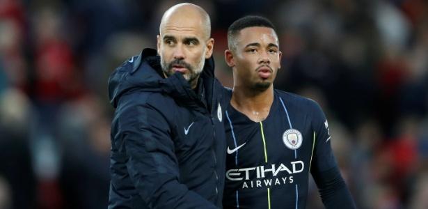 Guardiola foi eleito o melhor treinador do planeta pela revista britânica - Reuters/Carl Recine