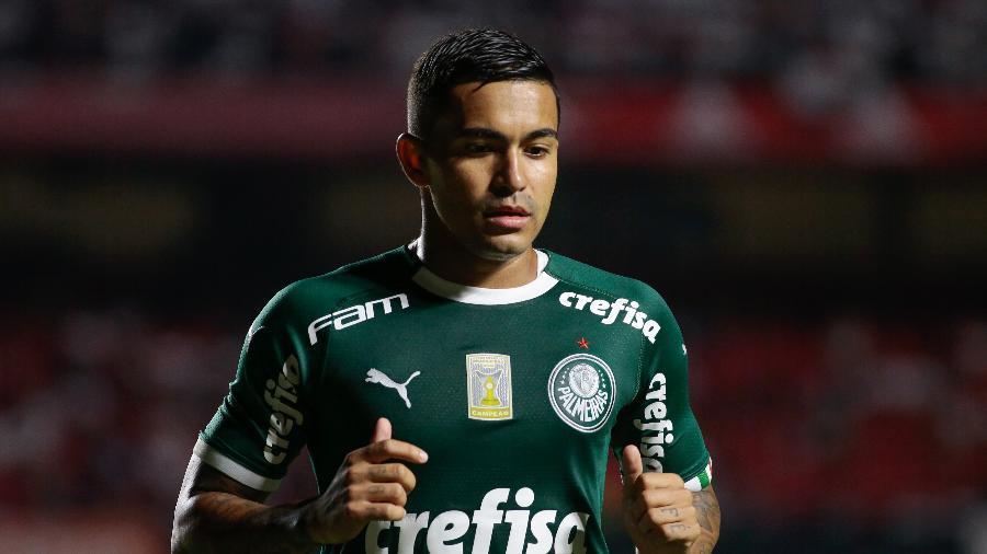 Dudu chegou ao Palmeiras no começo de 2015 e marcou 70 gols com a camisa 7 do time alviverde - Marcello Zambrana/AGIF