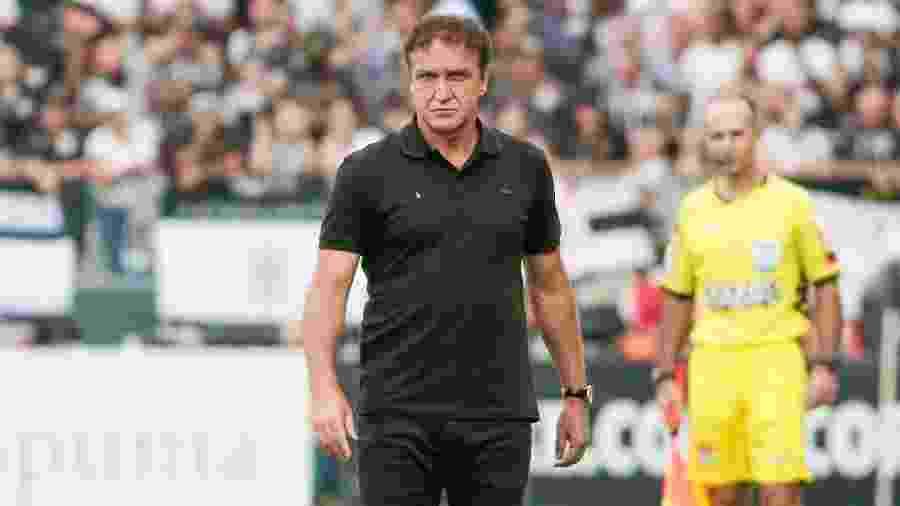 Cuca é o preferido da diretoria do Fluminense; Marcão balança no cargo - Marcello Zambrana/AGIF