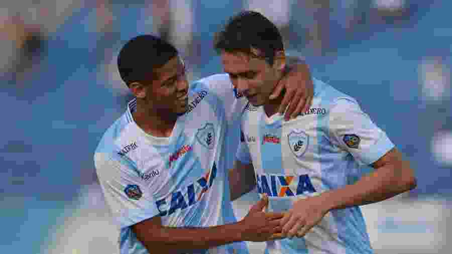 Keirrison não joga desde 2018, quando atuava pelo Londrina - Gustavo Oliveira/ Londrina Esporte Clube