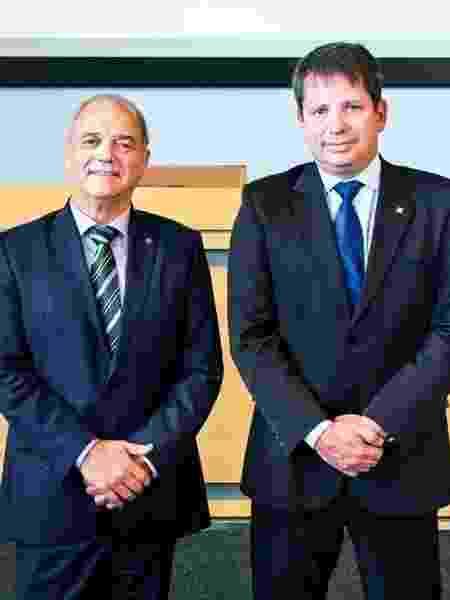 Paulo Wanderley e Marco La Porta - Divulgação