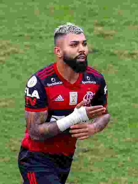 Gabriel, do Flamengo, é mais escolhido e o capitão mais escalado - Miguel Schincariol/Getty Images