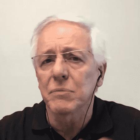 Milton Leite criticou declarações de Luxemburgo que precederam demissão do treinador - Reprodução/SporTV