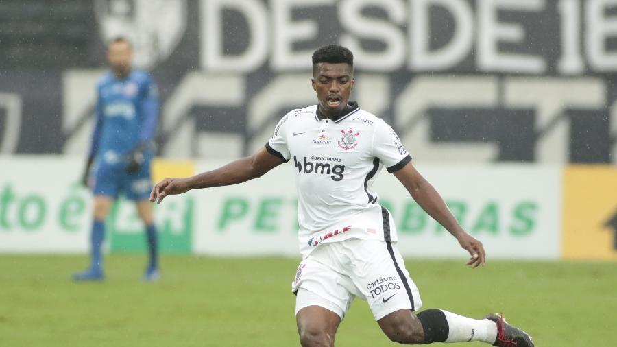 Zagueiro Jemerson assinou contrato de empréstimo com o Corinthians em novembro de 2020 - Rodrigo Coca/ Ag. Corinthians