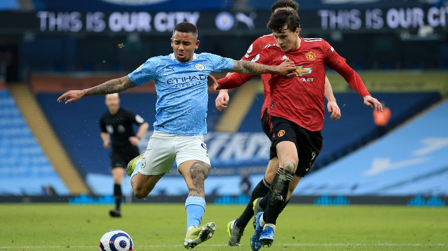 Manchester City e United lideram lista dos elencos mais valiosos do futebol europeu - Simon Stacpoole/Offside via Getty Images