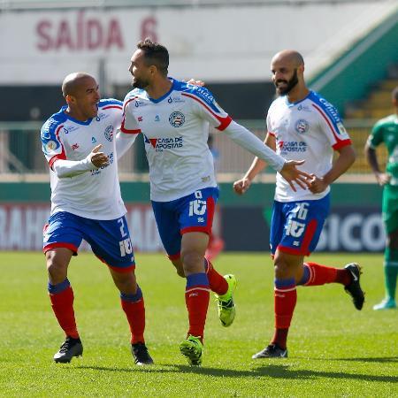 O último gol marcado foi contra o Juventude, pela 10ª rodada do Brasileirão - Dinho Zanotto/AGIF