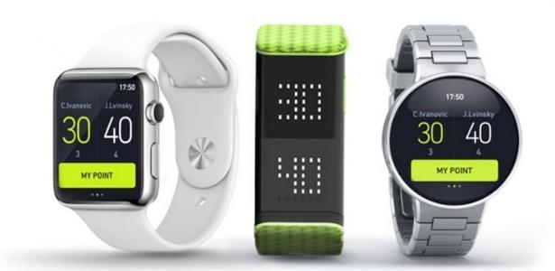 15e36a5080c ATP proíbe tenistas de usarem relógios inteligentes durante partidas ...