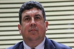 O presidente do Sindicato dos Árbitros de Futebol do Estado de São Paulo, Arthur Alves Junior
