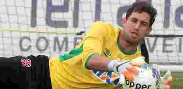 Goleiro Martín Silva tem sido um dos destaques do Vasco na temporada - Paulo Fernandes / Site oficial do Vasco - Paulo Fernandes / Site oficial do Vasco