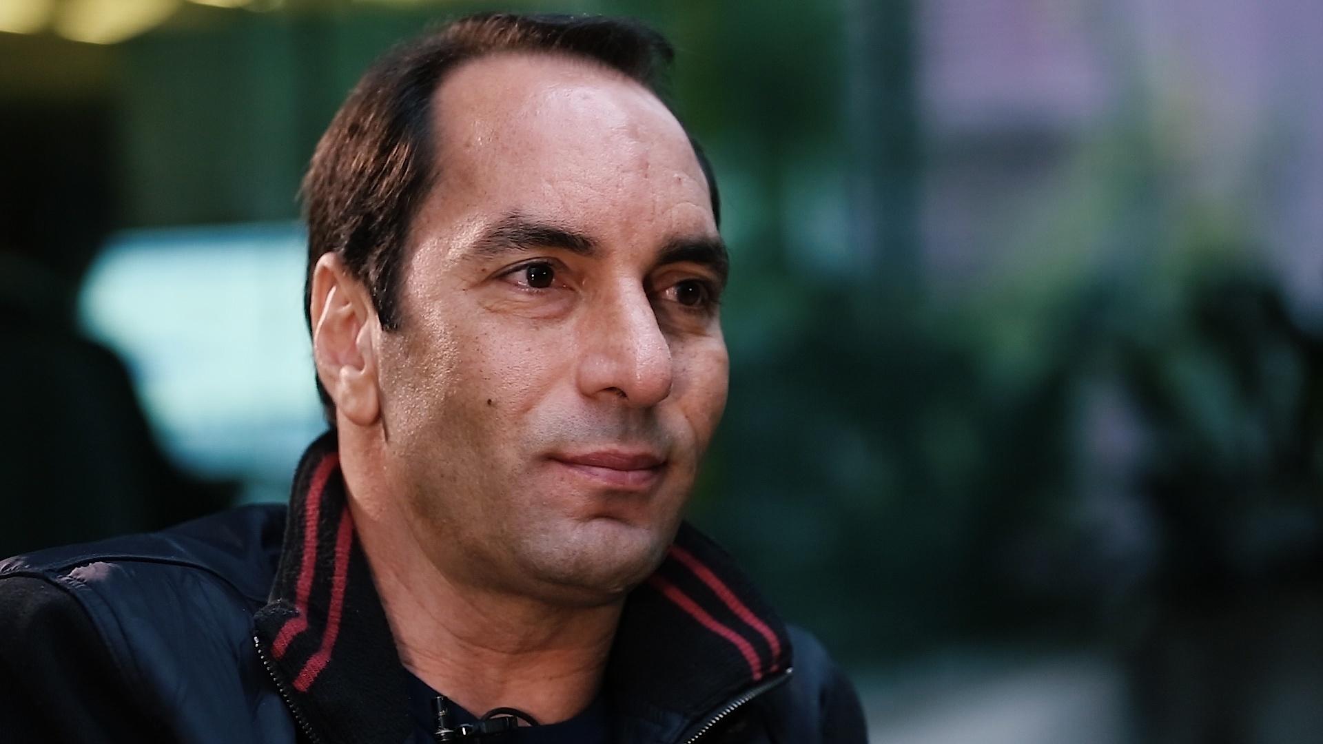 Edmundo concede entrevista exclusiva ao UOL