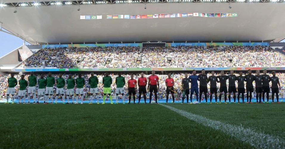 Nigéria e Alemanha prontos para a semifinal