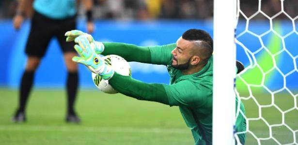 Campeão olímpico, Weverton só deixará Atlético pelo Palmeiras mediante acordo