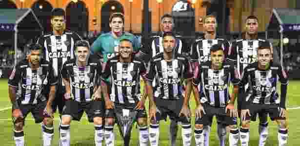 Equipe formada por reservas e jovens do sub-20 se despediu com vitória da Florida Cup - Igor Castro/Florida Cup
