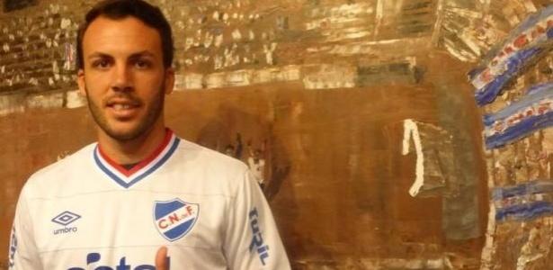 Sebastián Rodriguez, jogador do Nacional do Uruguai, será oferecido ao Inter