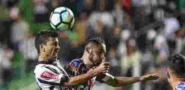 Marcos Rocha disputou apenas cinco dos 14 jogos do Atlético-MG no Brasileiro - Bruno Cantini/Clube Atlético Mineiro - Bruno Cantini/Clube Atlético Mineiro
