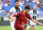 Vitória da Roma sobre Udinese tem fim do jejum de 126 dias de atacante - VINCENZO PINTO/AFP