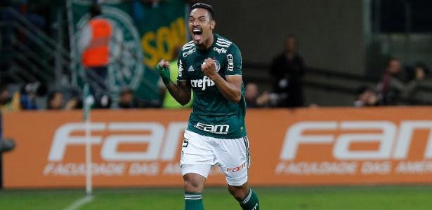 Antônio Carlos chegou ao Palmeiras no início do ano de 2017  - Daniel Vorley/AGIF