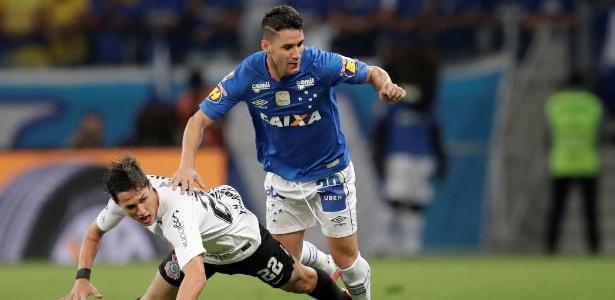 Thiago Neves foi bicampeão da Copa do Brasil pelo Cruzeiro - REUTERS/Ueslei Marcelino
