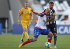 Experientes do Botafogo chamam a responsabilidade: hora de segurar a barra