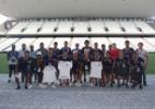 Corinthians bancará viagem de volta do Visão Celeste e leva meninos à Arena - divulgação/Corinthians
