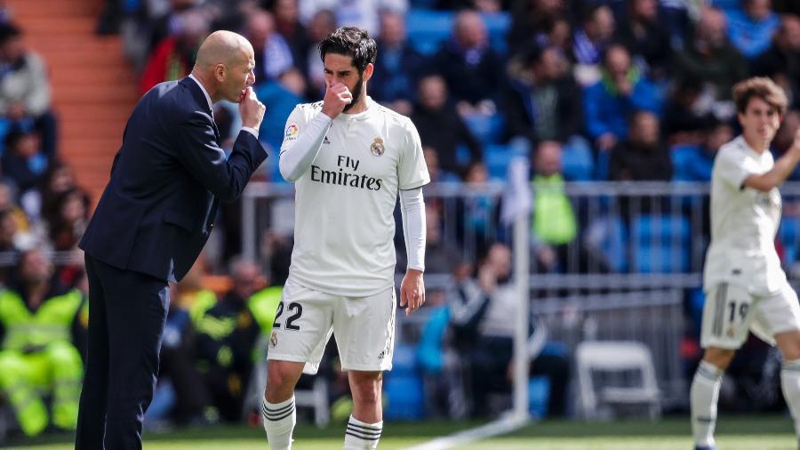 Jogador ironizou momentos em que técnico decide o tirar ou colocar em campo - David S. Bustamante/Soccrates/Getty Images