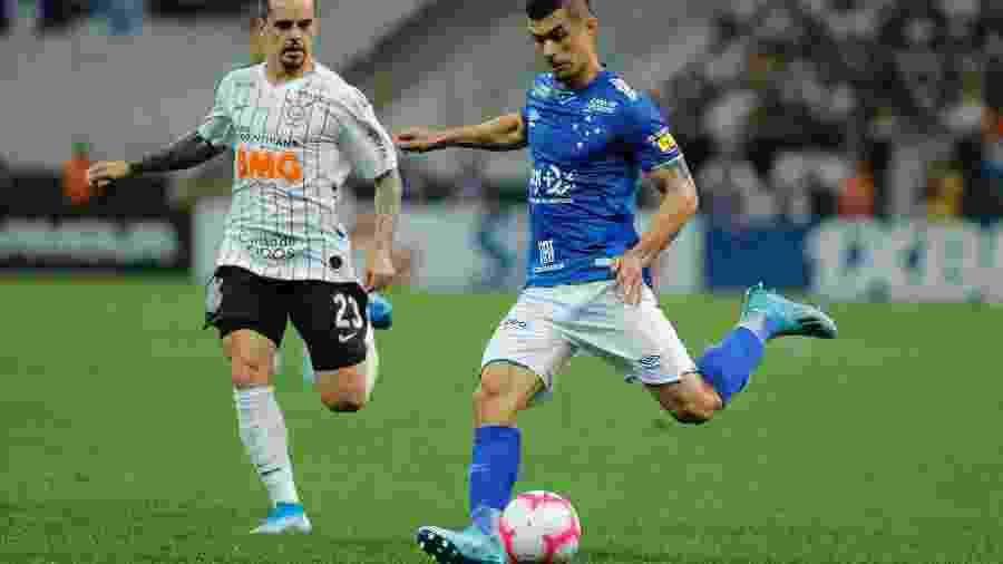 Egídio deve ser reforço do Fluminense para 2020 - Daniel Vorley/AGIF