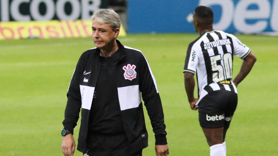 Tiago Nunes é o preferido para assumir como técnico do Grêmio. Oferta ainda não foi feita - Fernando Moreno/AGIF
