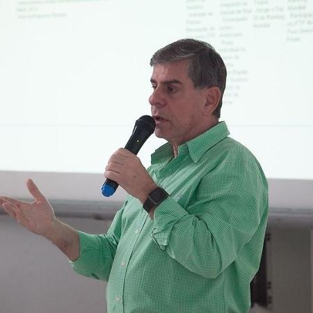 Alaor Azevedo completará 35 anos no comandando da CBTM - CBTM/Divulgação