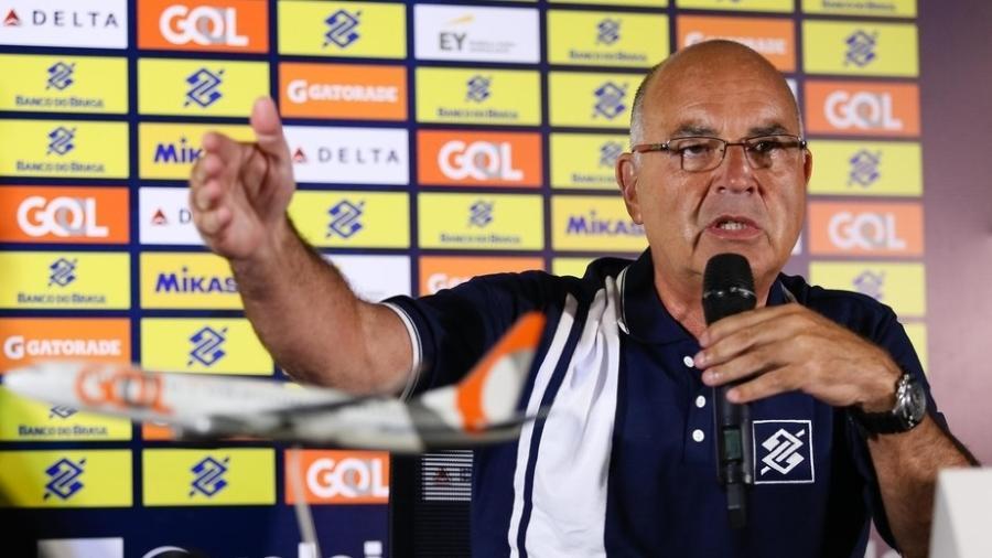 Radamés Lattari, CEO da CBV - Divulgação