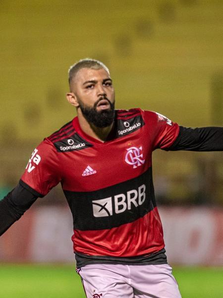 Compra de Gabigol gera parte de aumento de dívida - Marcelo Cortes/Flamengo