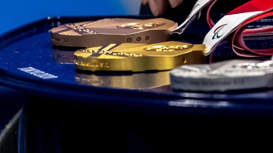 Paralimpíadas 2020 terminaram com a China na primeira colocação do quadro de medalhas - Miriam Jeske/CPB