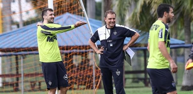 Lucas Pratto é importante opção para o técnico Diego Aguirre e está mantido para a Libertadores