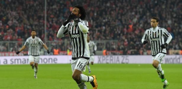 Cuadrado renovou seu empréstimo com a Juventus