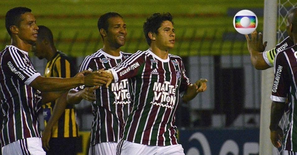 Fluminense - Rede Globo