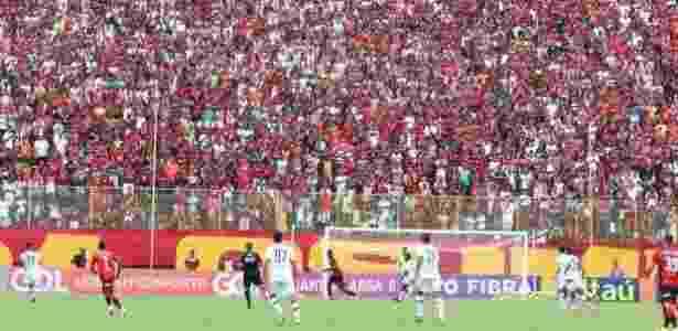 Jogo desta quinta-feira, pela semifinal da Copa do Nordeste, acontece no Barradão - Divulgação/Vitória