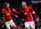 Rooney faz nos acréscimos e se torna maior artilheiro da história do United