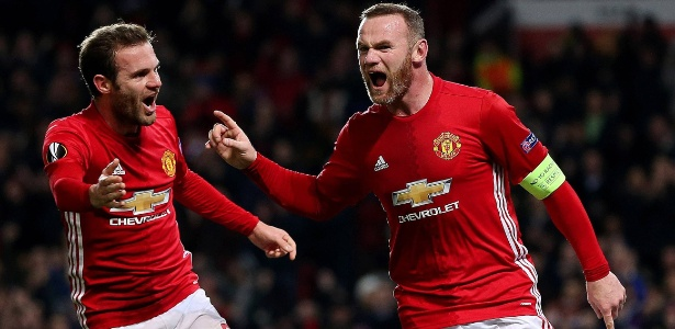 Wayne Rooney está de saída do Manchester United