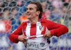 """Griezmann nega """"rumores"""" e diz que ainda é jogador do Atlético de Madri - REUTERS/Javier Barbancho"""