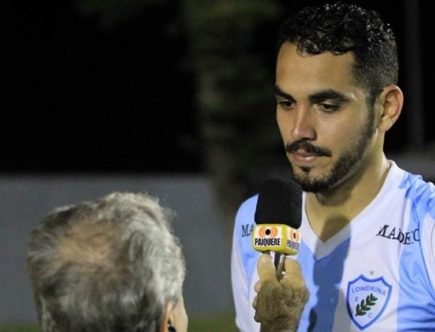 Luizão foi afastado no Londrina e ganhará nova chance na Série A pelo Coxa