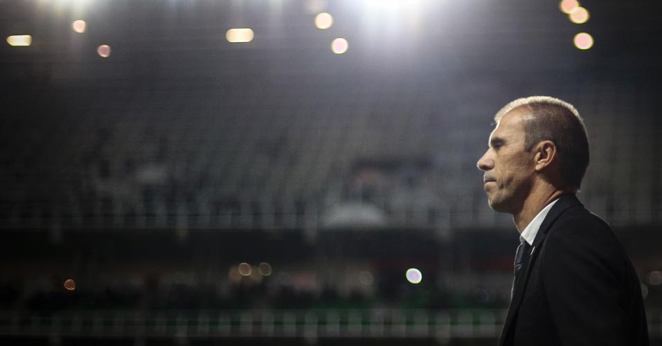 Milton Mendes comanda o Vasco contra o Atlético-MG em São Januário