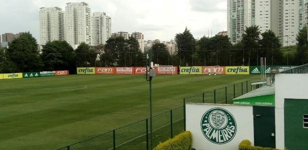 """Placas da FAM substituíram a ação pelo """"dérbi centenário"""" do CT do Palmeiras"""