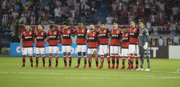 O Flamengo tem uma chance de ouro para tentar fechar 2017 de forma positiva